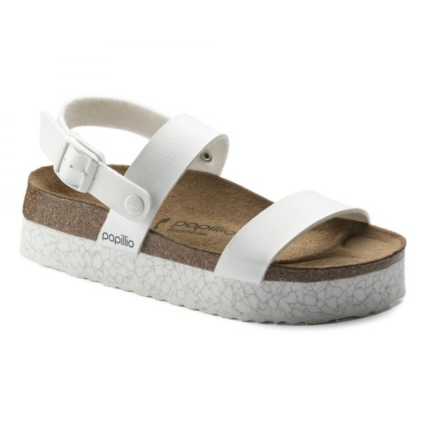 Buckle Cameron Birkenstock Up Platform Sandals Papillio By Ladies CBdoerx