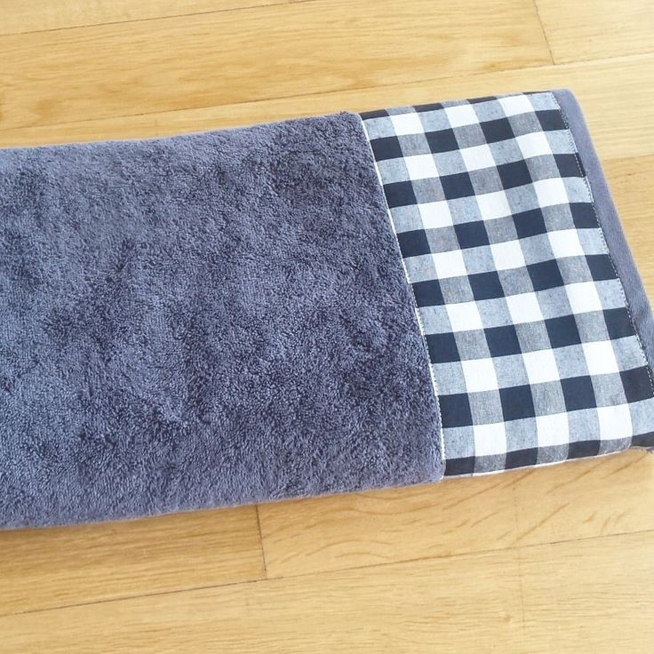 Luxury Beach Towel, Black Check Egyptian Towel, Men Towels, Handmade Towels, Worldwide Shipping by GlowHandmade on Etsy