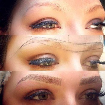 At Beverly Hills Permanent Makeup, we offer an effective, long lasting alternative solution for faint or no eyebrows. #Microblading - Yelp