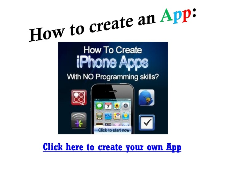 how to develop an app for iphone 17 best images about how to create an app on 5523