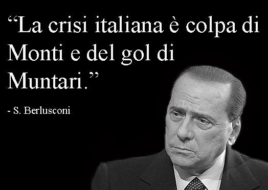 Silvio Berlusconi, amatore