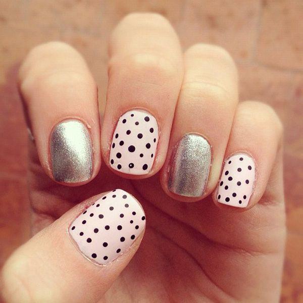 manicure 2014 para uñas cortas - Buscar con Google