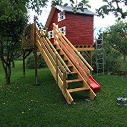 Palmako Kinderspielhaus Tom 3,8 16 mm natur