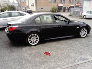 Bmw 520d M Spórt.   Nct 10.18  Tax04.17  Electric windows  Electric mirrors  Cruise control  Parking censors   4 nearly new tyres.  Brand new front brake disk  Full service done.   Full service history  driving like new   Best value on donedeal.