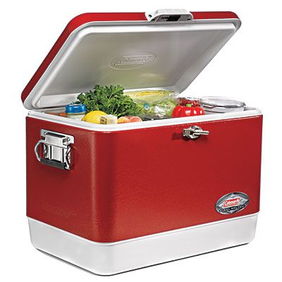 Clean and Deodorize A Cooler    After an outing or trip, add about 1 inch of water to the bottom of your cooler, drop 4 Alka Seltzer tablets in, and let sit for an hour. After an hour, rinse and dry. All smells will be gone and it will be clean and ready for its next use.