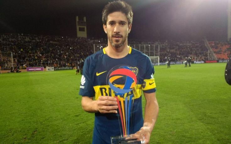 Pablo Perez elegido como el jugador del partido entre Boca y Brown de Madryn por Copa Argentina #Boca #Crack #CopaArgentina