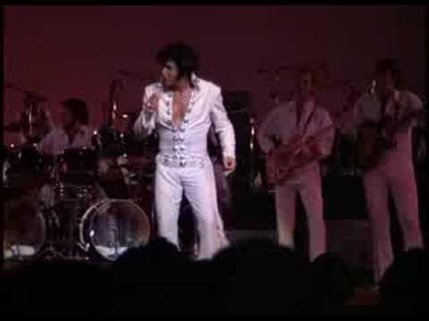 Elvis Presley : Suspicious Minds...