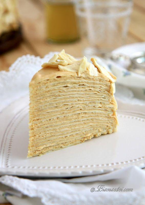 Condensed milk layer cake