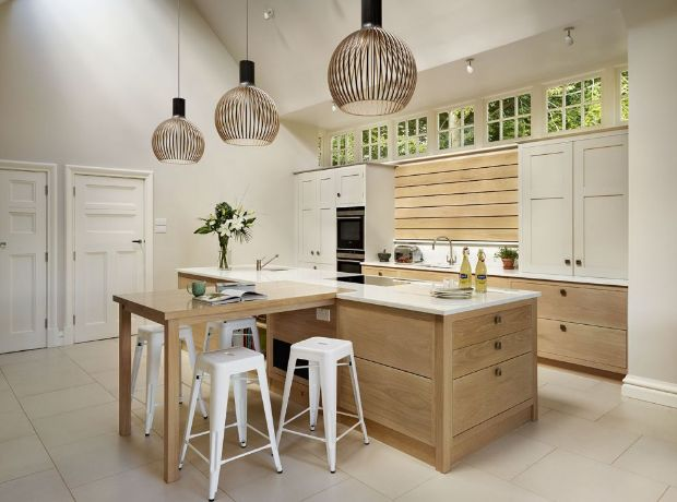 Sensitive Extension To An Arts And Crafts House By Teddy Edwards Handcrafted Bespoke