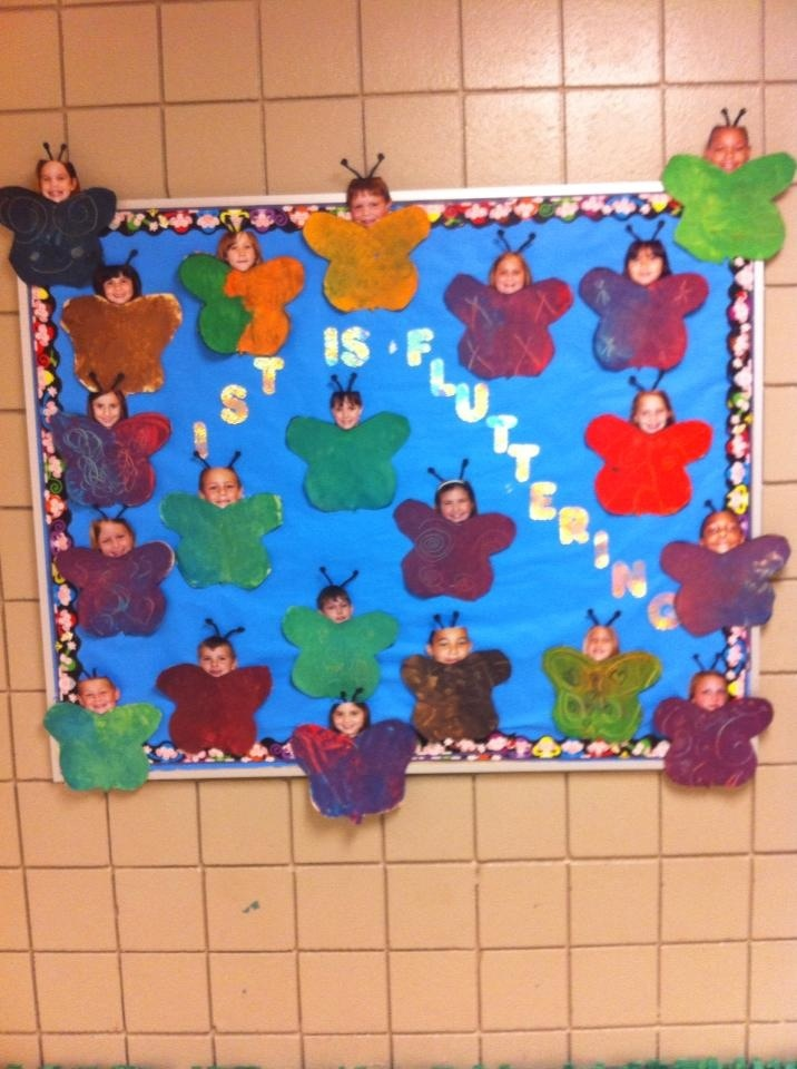Butterfly Classroom Decoration ~ Best images about preschool themes bugs butterflies