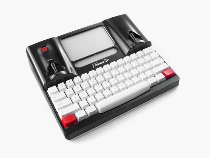 There are no apps on this word processor, just a dreamy mechanical keyboard and an e-ink screen