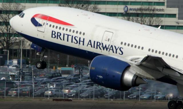 Family bitten on BA flight