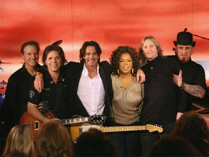 Rick Springfield and Band on Oprah