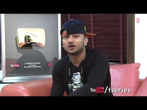 "T-Series proudly presents Yo Yo Honey Singh's Blockbuster Song Of 2013 ""BLUE EYES""."