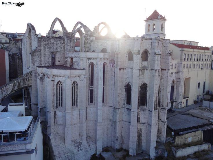 Ruinas do Carmo