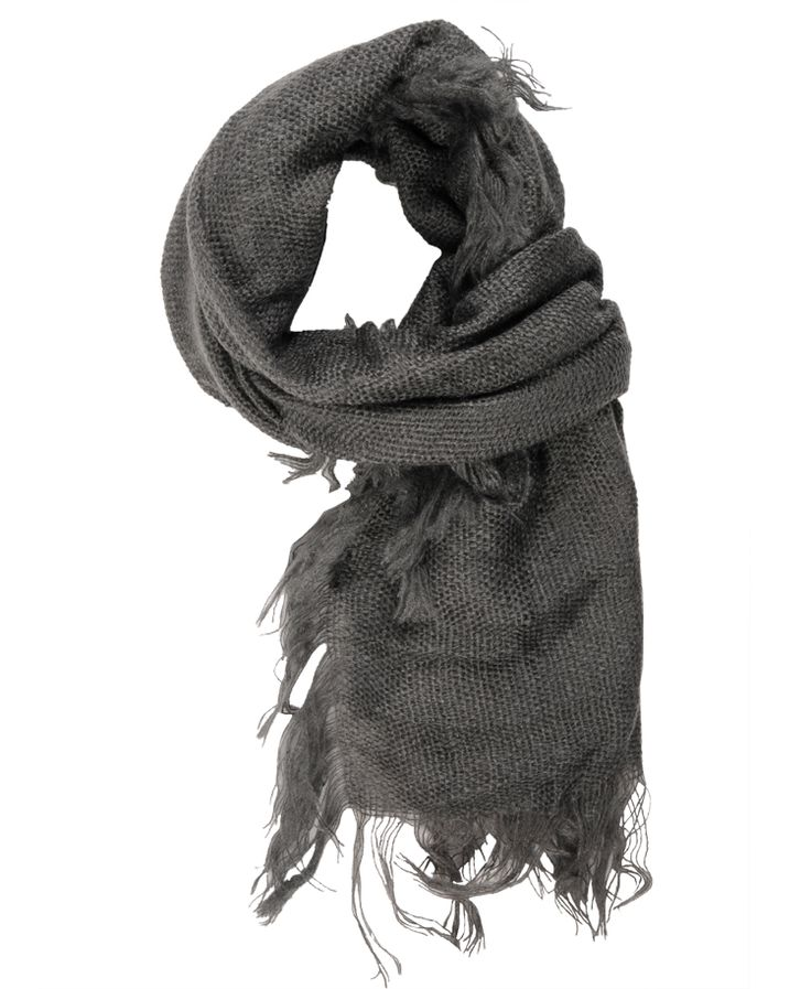 Sheer Knit Infinity Scarf (from Forever 21).
