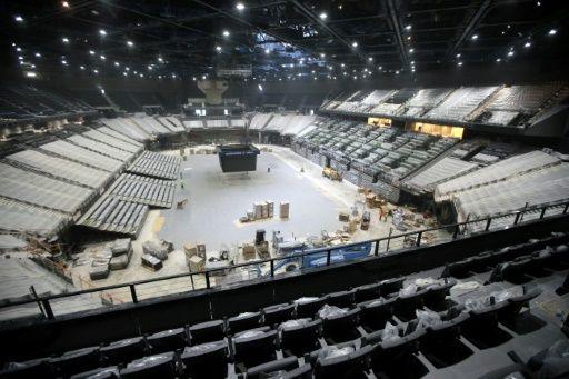 Le Mondial-2017 de handball se déroule dans huit villes qui comptent les meilleures salles omnisports de France, dont celle de Paris-Ber [...] - Sports national et international - Le Courrier picard