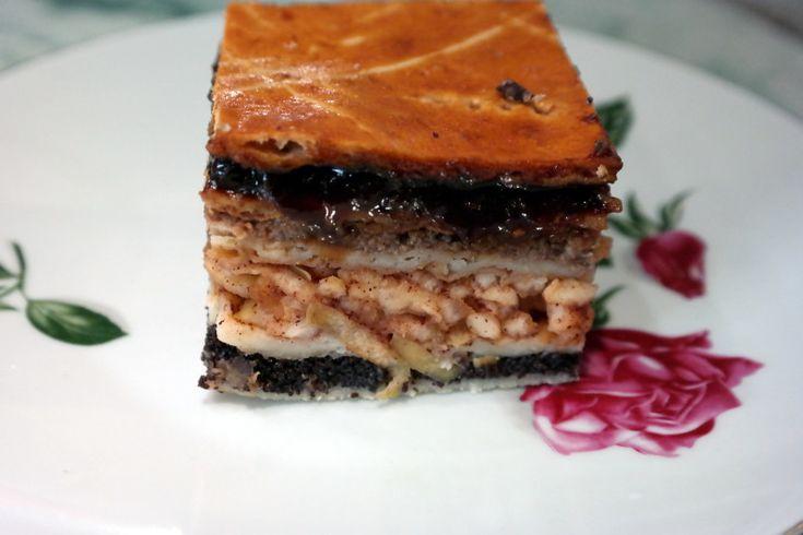 layered cakes Budapest