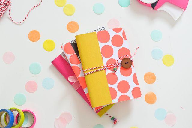 DIY reisdagboekjes | Wimke | Goede ideeën moet je delen!