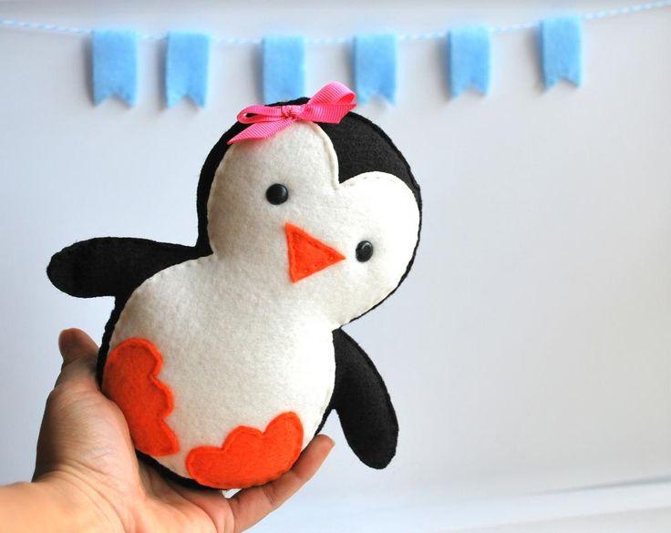 Baby Penguin Plush