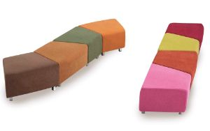 Clip Range The Clip range combines classic styling with modern thinking to produce a versatile and sensible soft seating choice. Available in a range of colours.  http://www.keenoffice.com.au/product/clip-range/