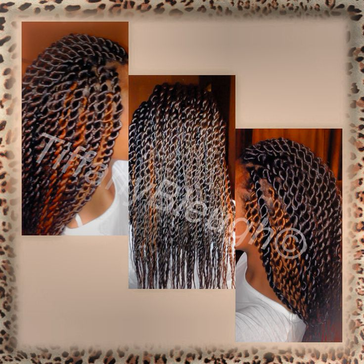 rope twists hairstyles : Protective style twist, jumbo twist, rope twists Protective Style