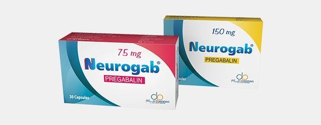 دواء نيوروجابا Neurogab Capsule Personal Care