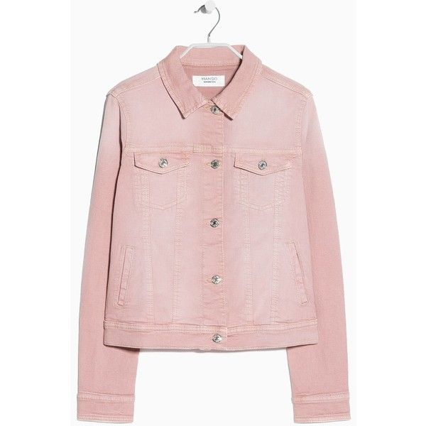17 Best ideas about Pink Denim Jacket on Pinterest | Jackets ...
