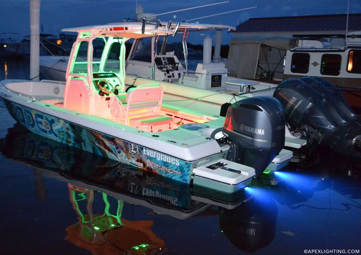 Seablaze X Led Underwater Lights Are Currently One Of The