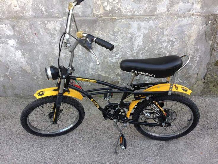 78 best images about bicis retro cic caloi monark etc for Graziella sport