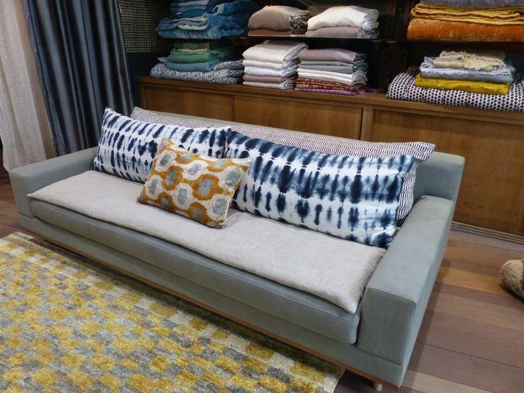 les 55 meilleures images propos de canap banquette charpo sur pinterest indigo shops. Black Bedroom Furniture Sets. Home Design Ideas