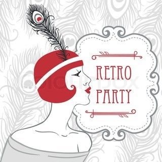17 Best images about 1920's Theme on Pinterest | Clip art, Party ...