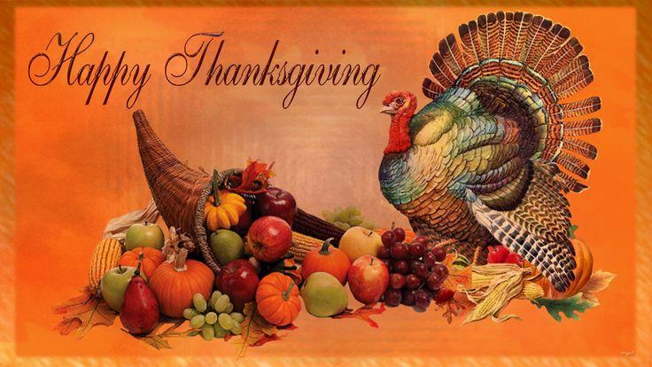 Wallpaper Blink Thanksgiving Wallpaper HD 27 1600 X
