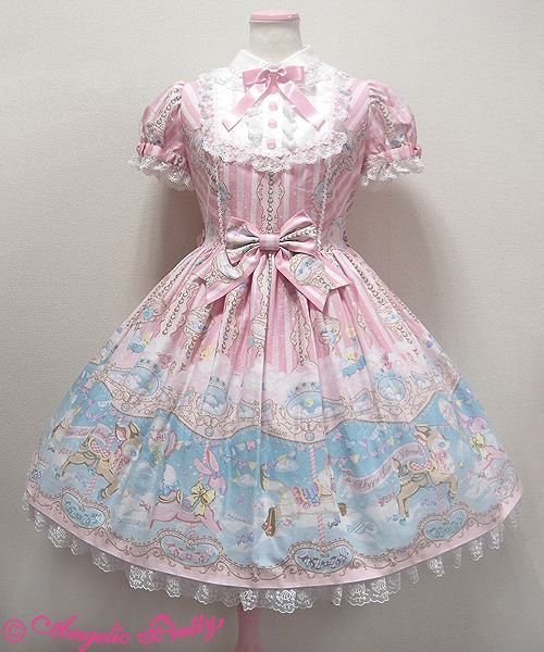 Angelic Pretty releases 2014/2015