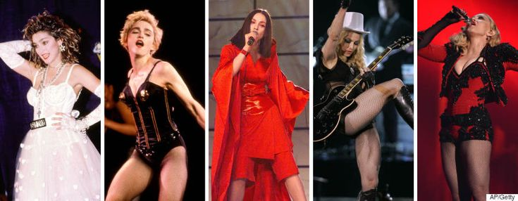 From Hell And Back, Madonna Lives To Tell