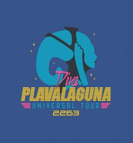 The Fifth Element - Diva Plavalaguna Tour shirt