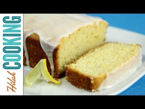 Lemon Pound Cake Recipe | Hilah Cooking | Sweets | Pinterest