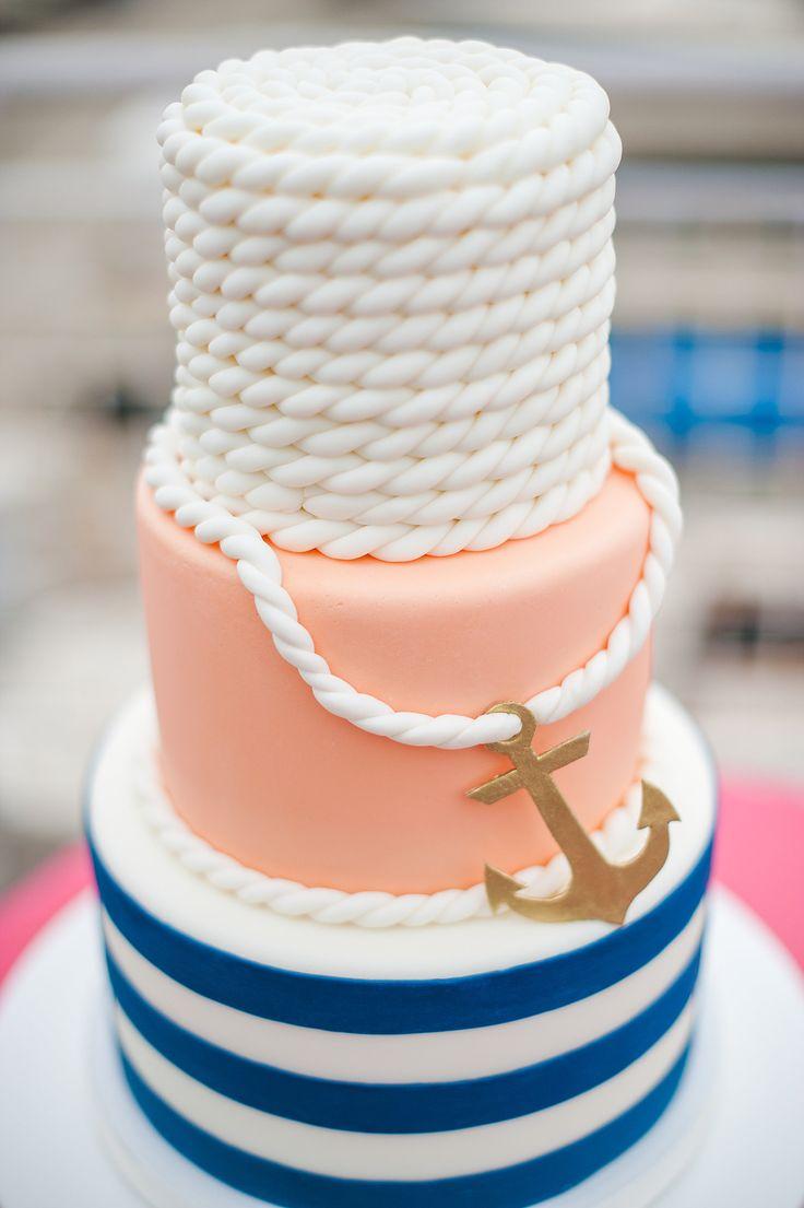 Eine Torte für echte Seeleute (;