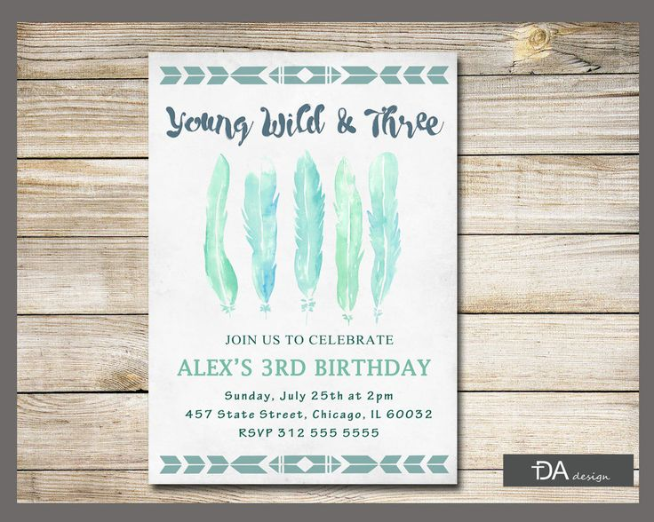 digital birthday invitations