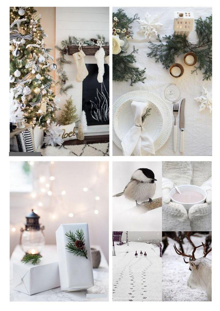 Любители вы белое Рождество так, как люблю его я? Сказала я, у которой никогда не было белого Рождества... Ни Рождества, ни тем более белого. Ни, ну хоть самого плохонького маленького белого Нового года :) Ничего не было, но я очень люблю белое Рождество! И конечно же, понимаю, что его не будет, скорее всего, никогда, ибо дети, кошки, гости, торты, ёлки, шарики, флажки, подарки, снова дети, опять гости.