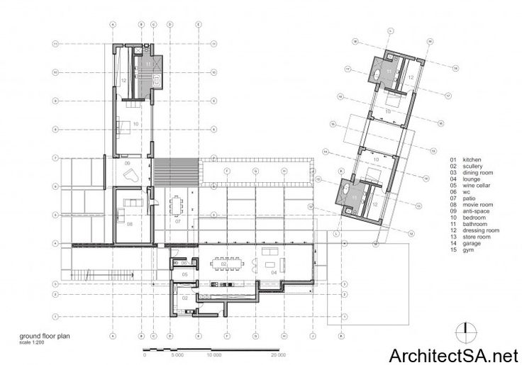 Godswindow Residence near Swellendam by Gass Architecture Design Studio (29)