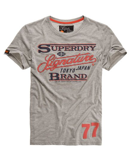 Superdry Camiseta Signature