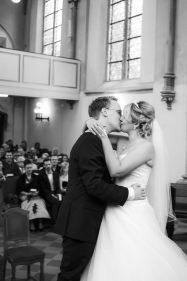 Romantische Hochzeit im rheinischen Hückelhoven.