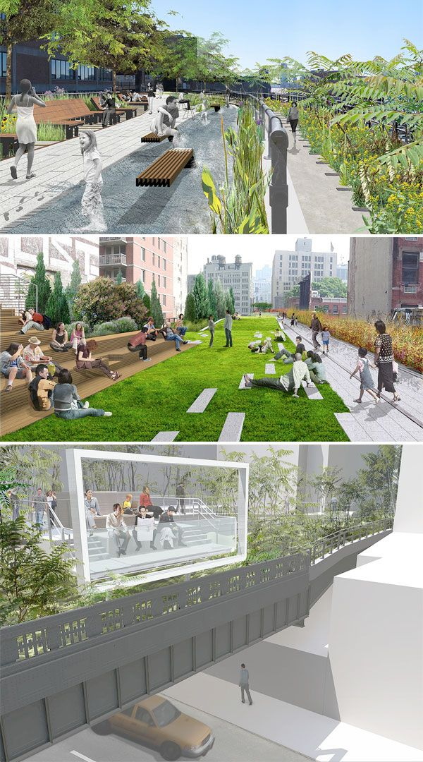 The Highline renderings