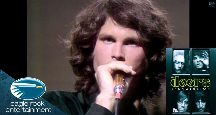 The Doors - Touch Me (R-Evolution).  Did I detect Jimbo cracking an ever-so-slight smile?