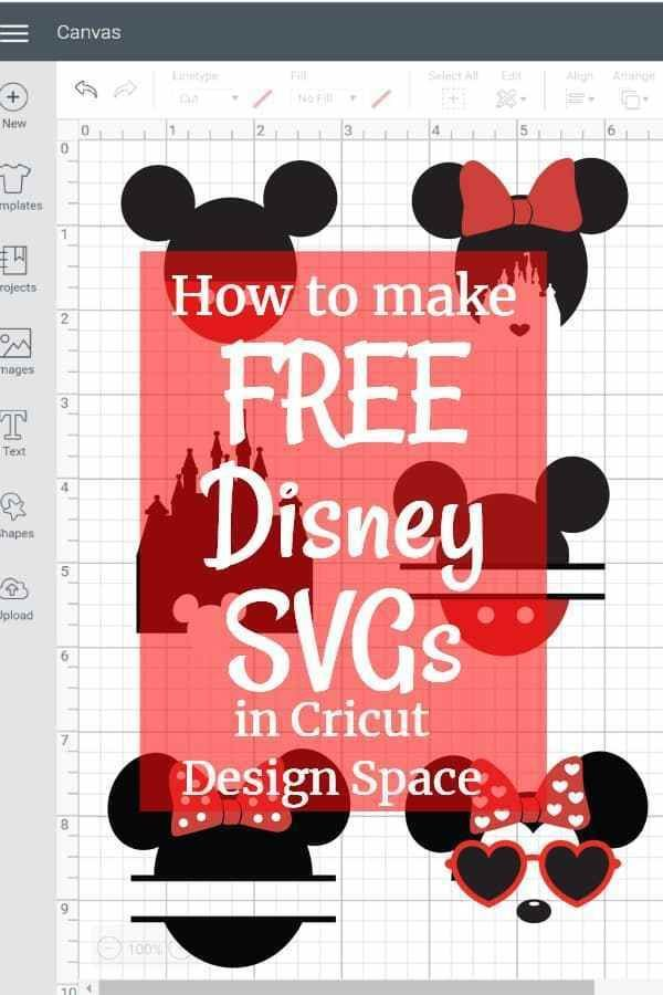 Free Disney Svg Files Domestic Heights Cricut Projects Vinyl Cricut Design Cricut Svg Files Free