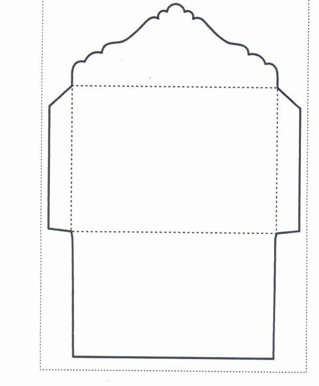 5 7 Envelope Template Word In 2020 Envelope Template Gift Card