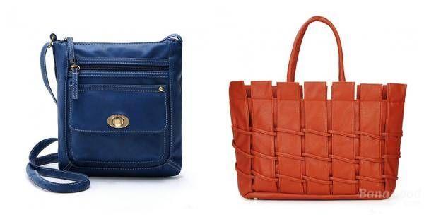 Garmentso » Women PU Leather Crossbody Bag Shoulder Bag