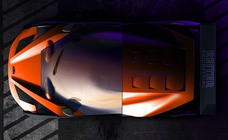 KTM und Reiter Engineering entwickeln X-Bow Rennversion
