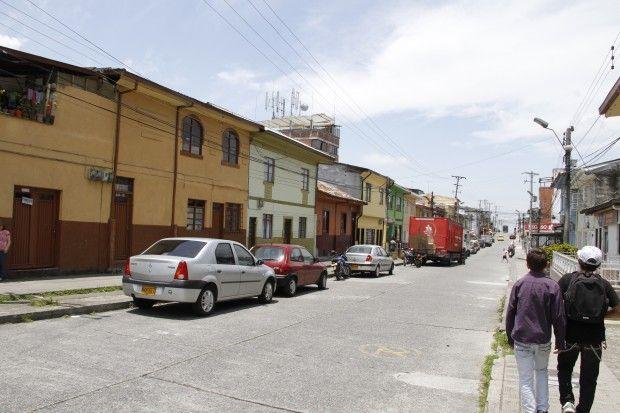 Colombia, un barrio plasmado en un libro | La Patria
